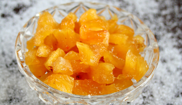 Jak zrobić – kandyzowanego ananasa?