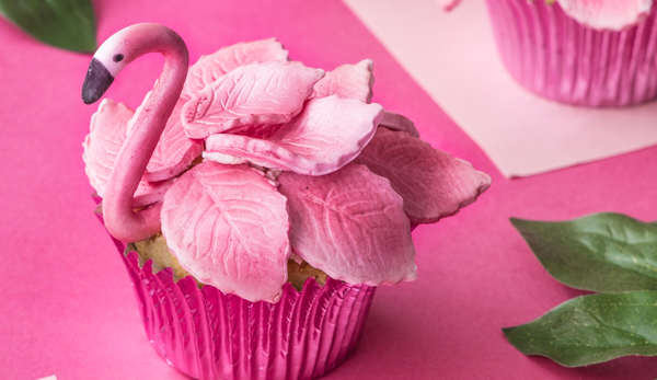 Muffiny flamingi
