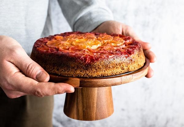 Odwrócone ciasto