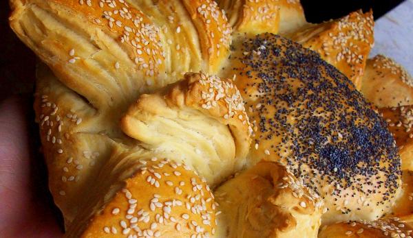 Maślany chleb – Słonecznik