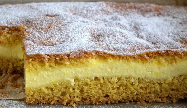 Ciasto dokładnie ważone z serem