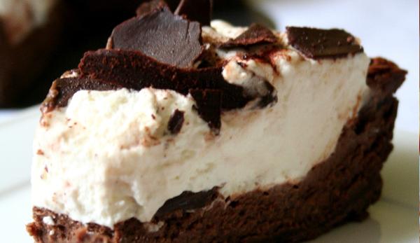 Ciasto czekoladowe – Błota Missisipi
