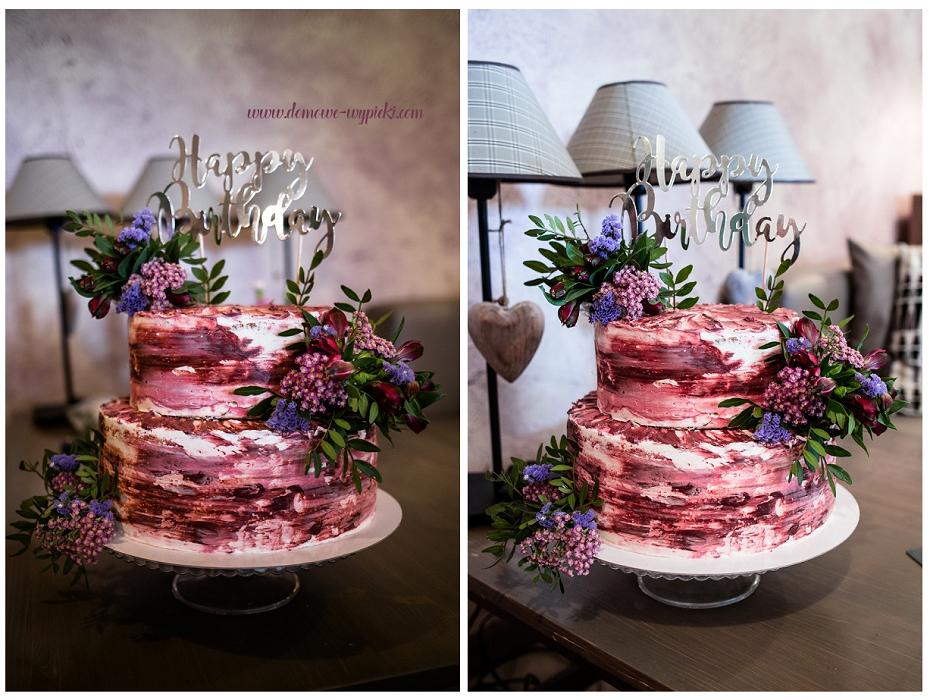 Tort urodzinowy dla dziadka