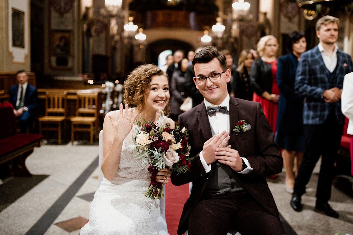 Ale to już było – ślub Justyny