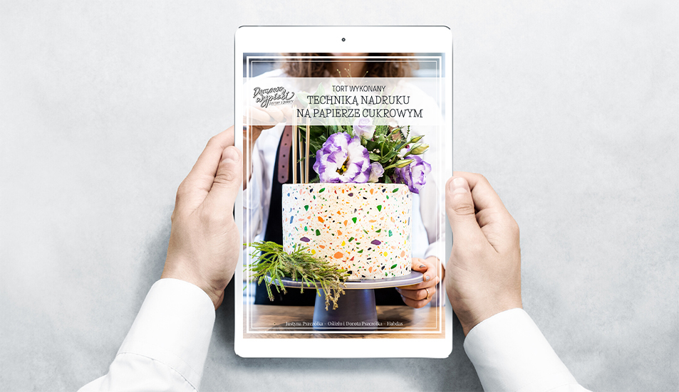 EBOOK z przepisem na tort